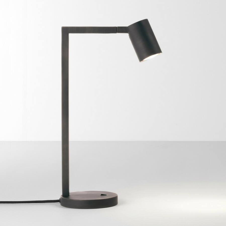 Astro 1286024 Íróasztal lámpa Ascoli bronz bronz