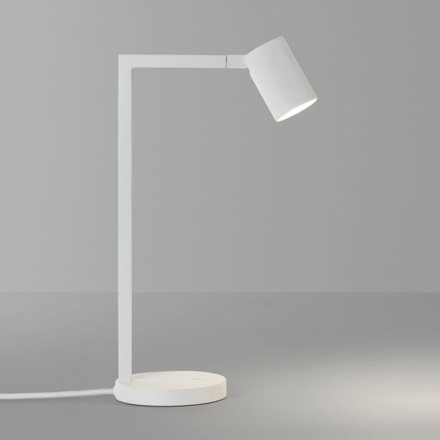 Astro 1286016 Íróasztal lámpa Ascoli fehér fém