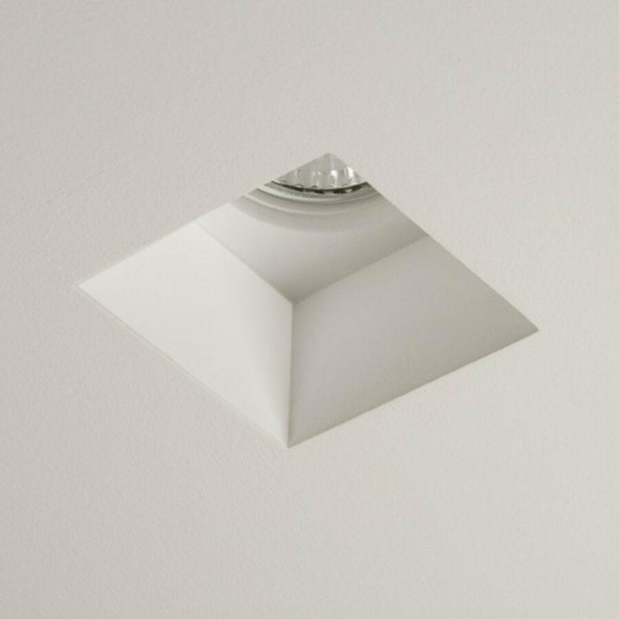 Astro Blanco 1253002 Álmennyezetbe építhető lámpa fehér 1 x 50W Max GU10 15 x 11,8 x 11,8 cm
