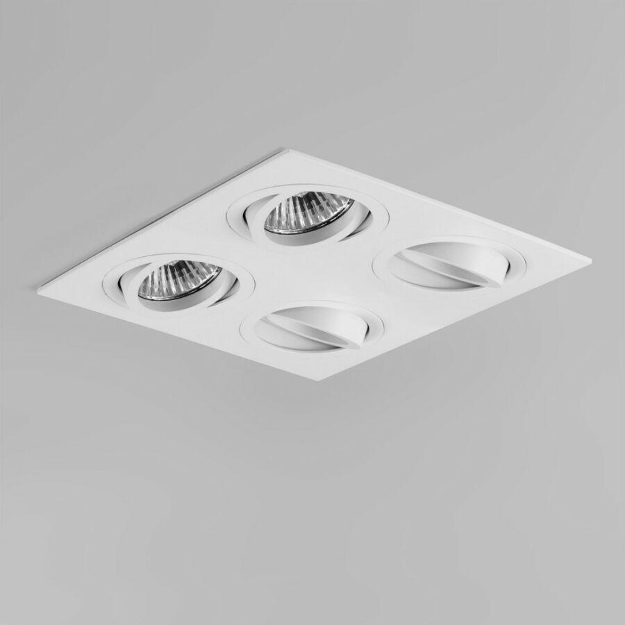 Astro Taro 1240021 Álmennyezetbe építhető lámpa fehér fém