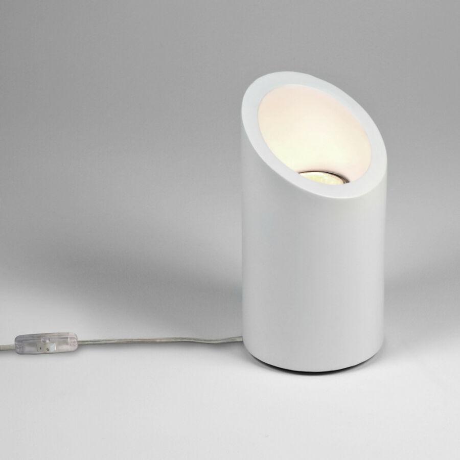 Astro 1218001 Gipsz lámpa – festhető Marasino fehér gipsz