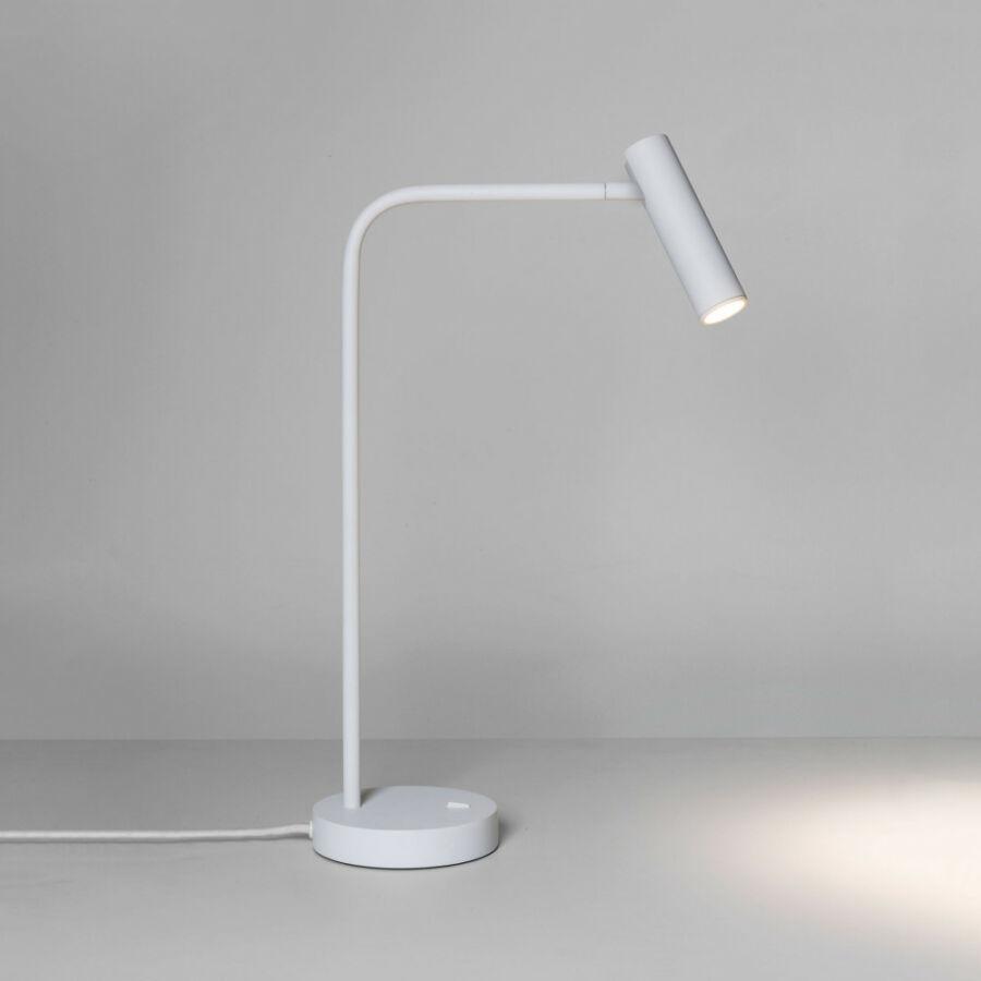 Astro 1058005 Ledes asztali lámpa Enna fehér fém