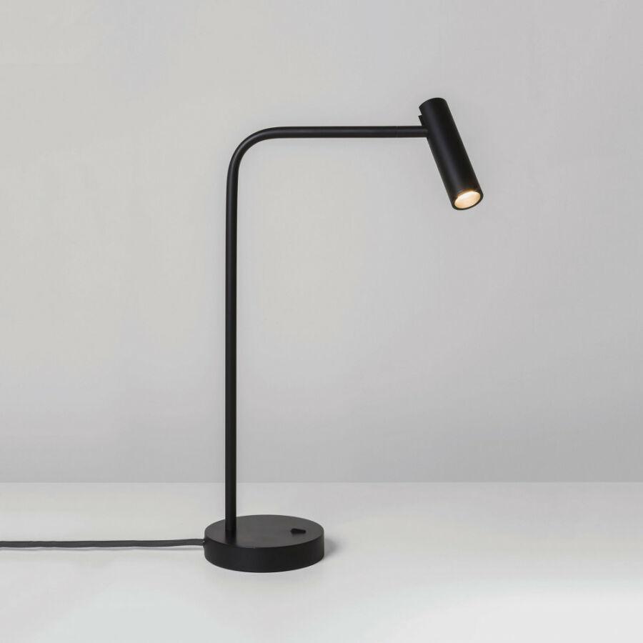 Astro 1058006 Ledes asztali lámpa Enna fekete fém