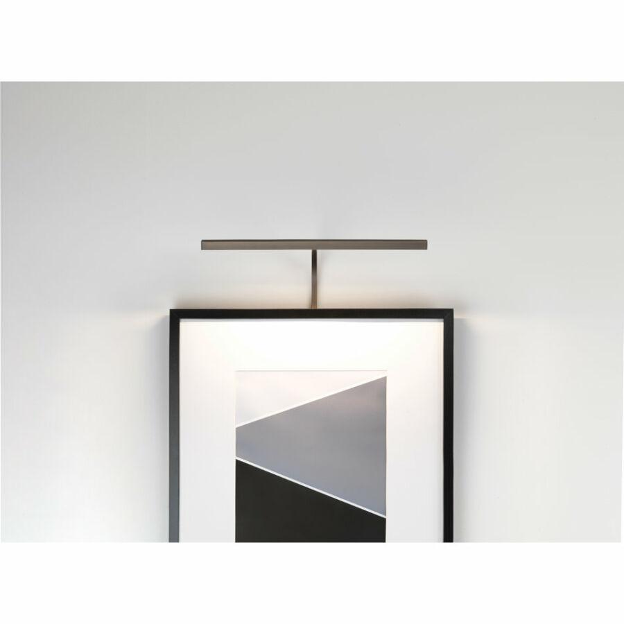 Astro Mondrian 1374008 Képmegvilágító lámpa bronz 4.8W LED Strip 26,5 x 40 x 18,5 cm
