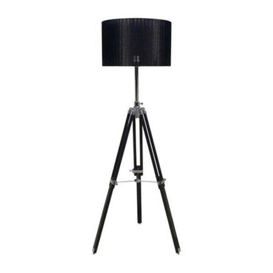 Azzardo CINEMA AZ-0009 Állólámpa króm 1xE27 max. 60W 144x55 cm