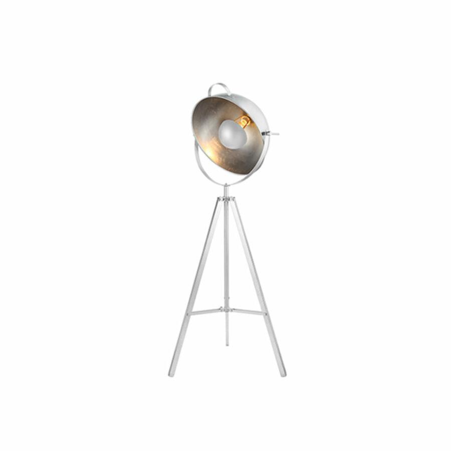 Azzardo Toma AZ-2378 Állólámpa fehér fehér 1 x E27 max. 60W 160 x 67 x 67 cm