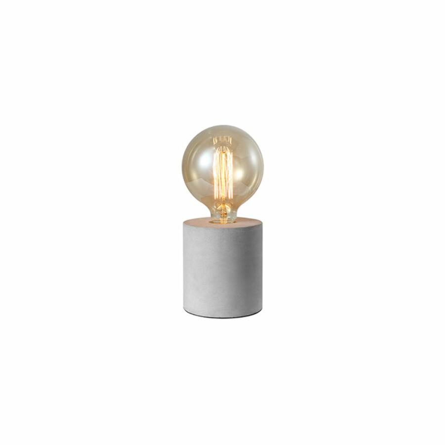 Azzardo Volta AZ-2372 Éjjeli asztali lámpa beton 1 x E27 max. 40W 13 x 12 x 12 cm
