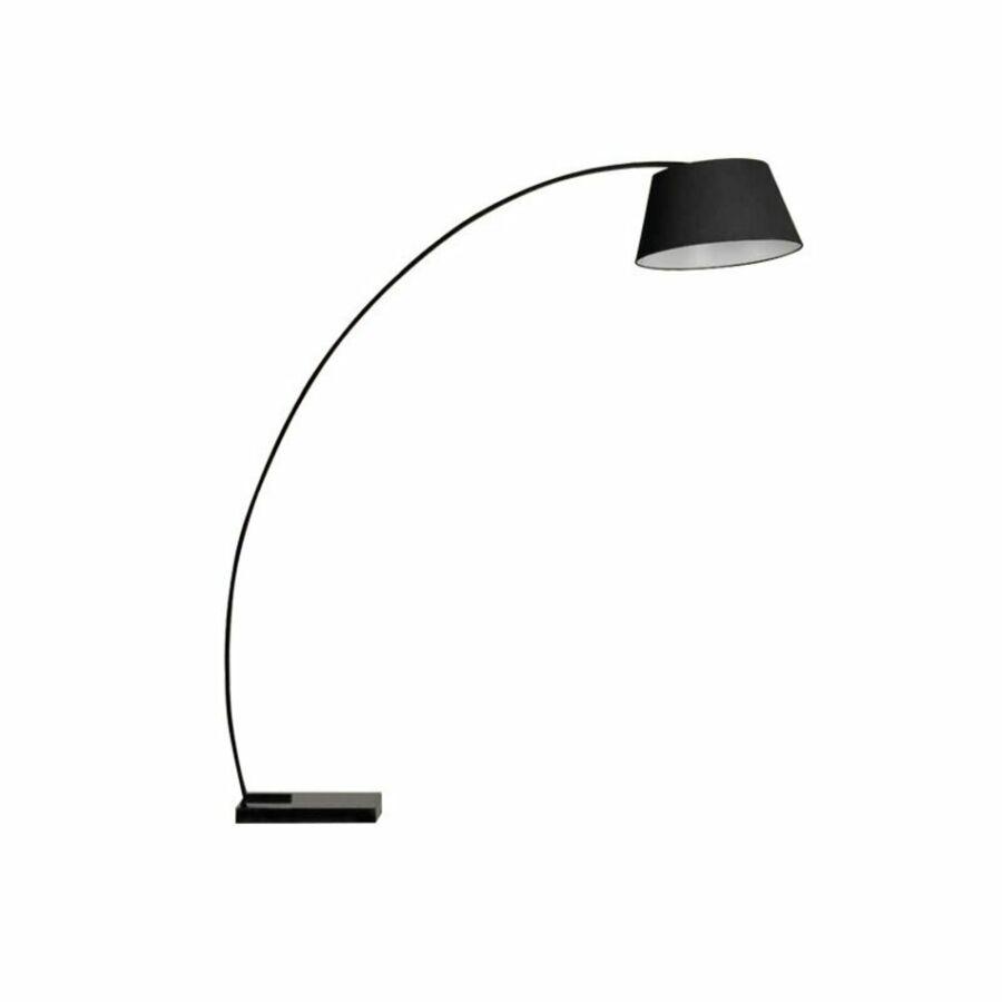 Azzardo OLAV AZ-1034 Állólámpa fekete 1xE27 max. 60W 165x185xØ50cm