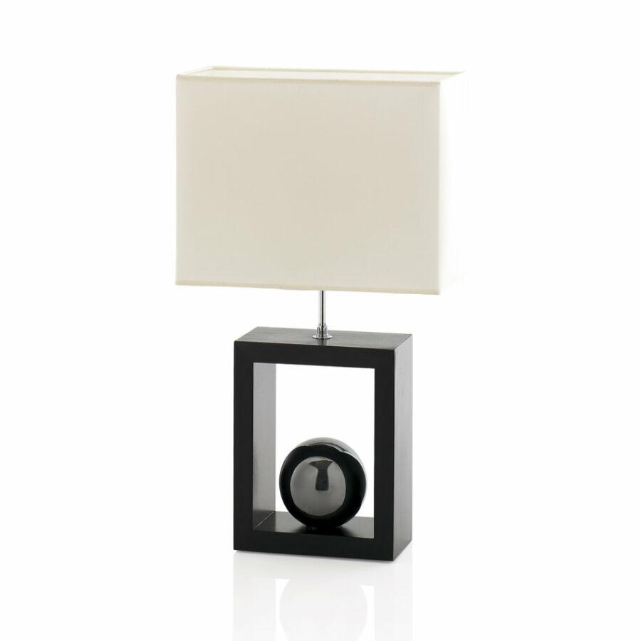 Envy SCALA 4130 Asztali lámpa wenge 1xE27 max. 60 W 30x15x54 cm