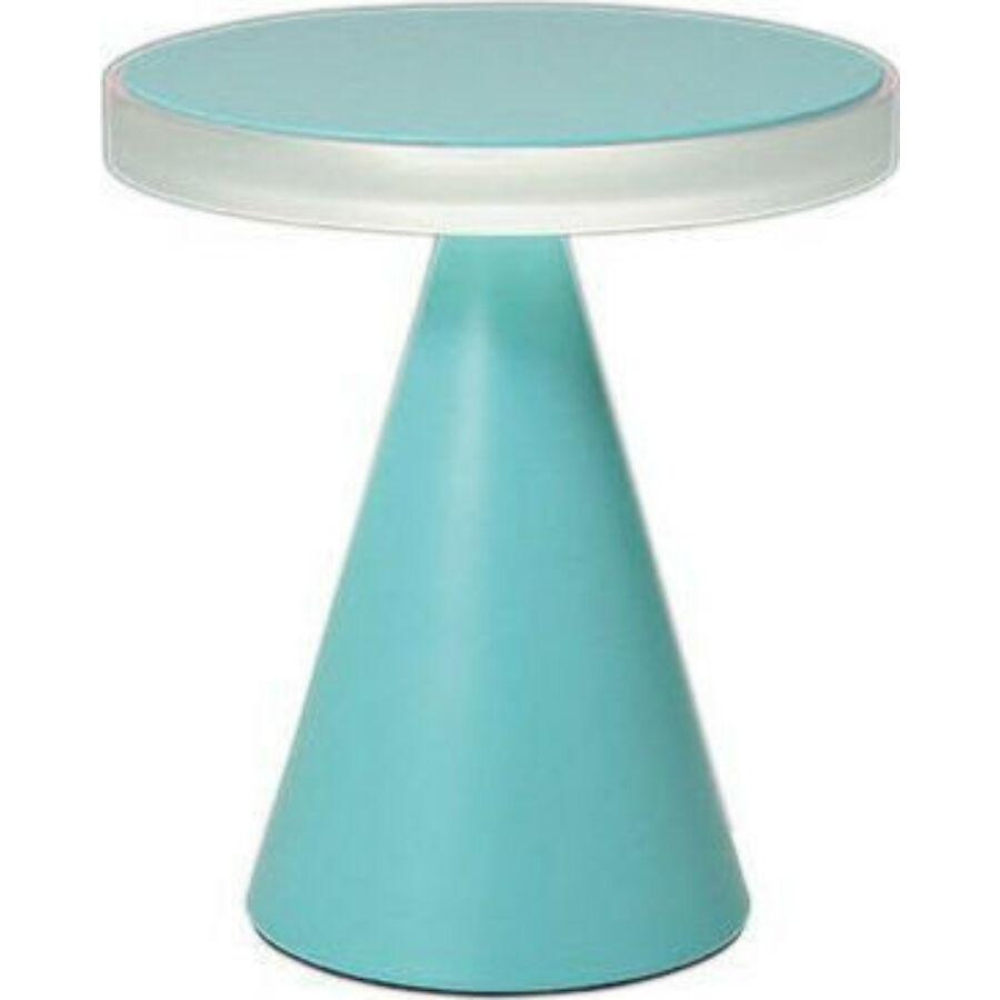 Fabas Luce Neutra 3386-35-287 Asztali lámpa zöld H:270Ø:240mm.