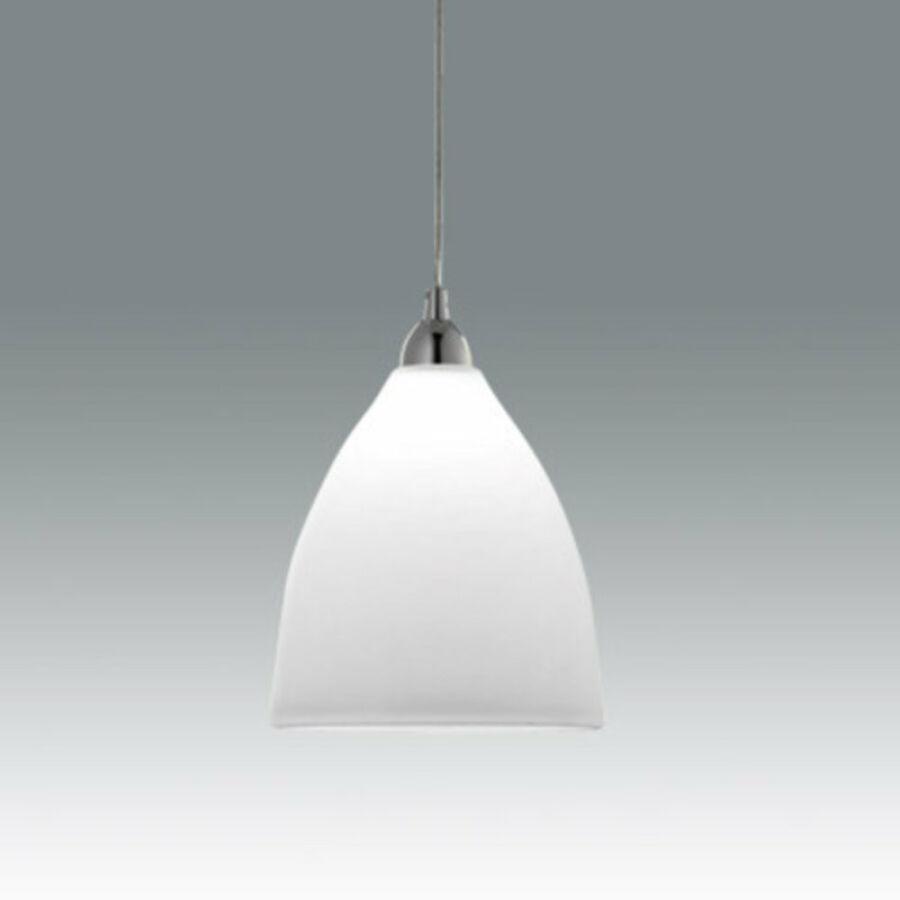 Fabas Luce PROVENZA 2907-45-102 Egyágú függeszték fehér 1 x max 100 E27 W Ø27x max. 200cm