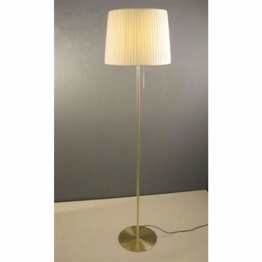 Fabas Luce DOROTEA 2960-10-273 Állólámpa bézs 1 x max 100 E27 W 165x40 cm