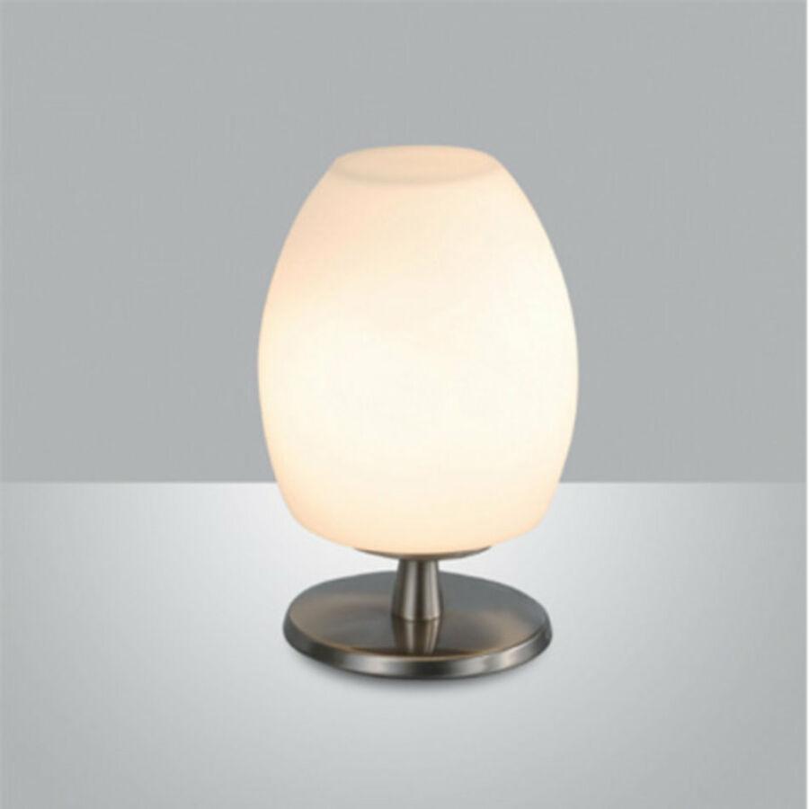 Fabas Luce ROCKFORD 3054-30-102 Asztali lámpa fehér 1 x max 40 G9 W 20xØ12 cm