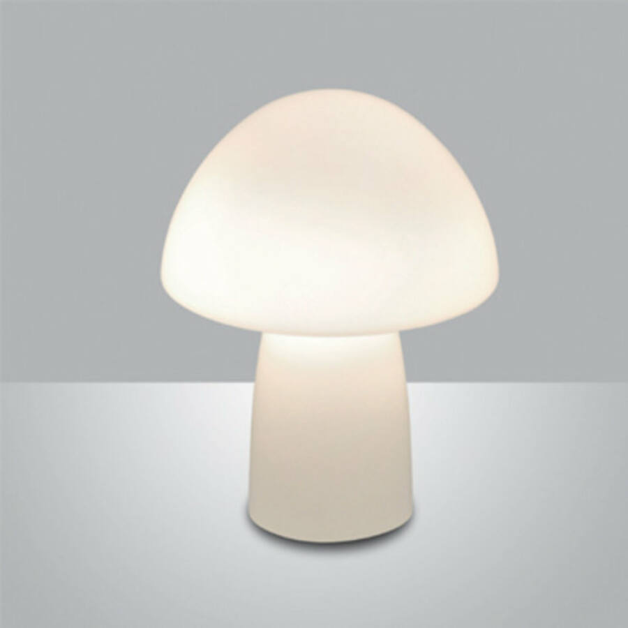 Fabas Luce SCOTT 3075-30-102 Asztali lámpa fehér 1 x max 40 G9 W 21xØ16 cm
