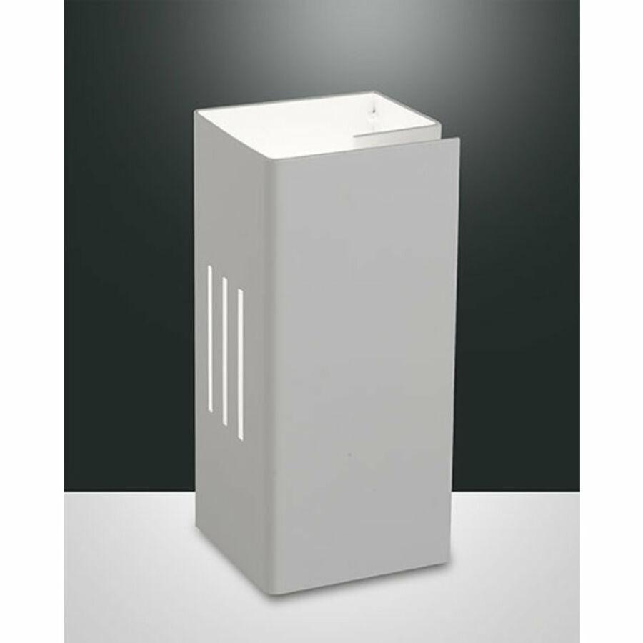 Fabas Luce BLAST 3302-30-102 Asztali lámpa fehér 1xE14 40W 10x10x22cm