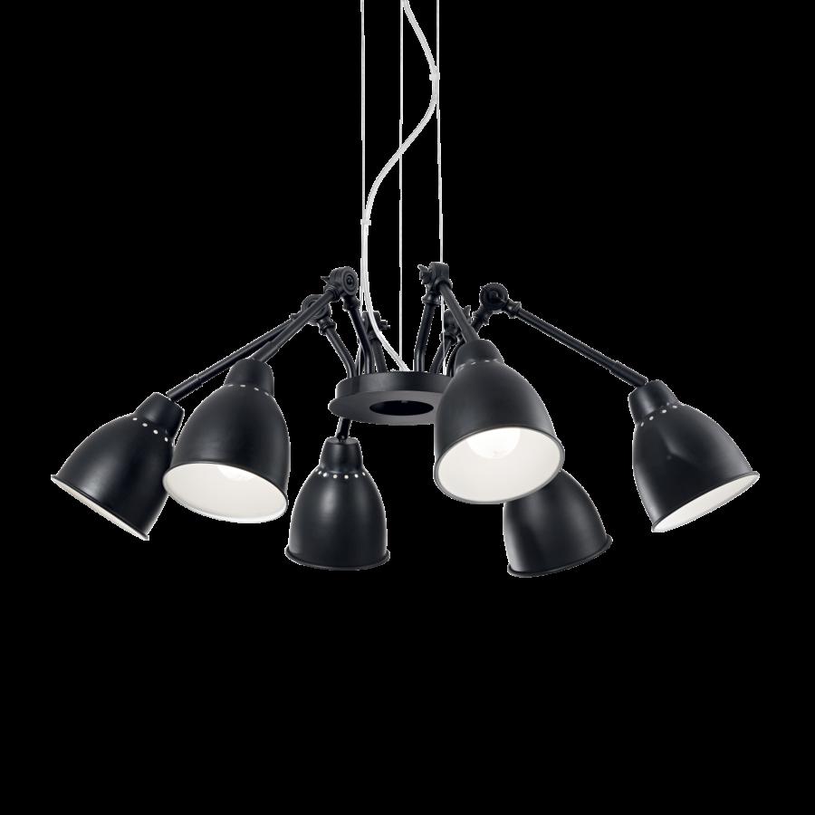 Ideal Lux - NEWTON SP6 - függeszték