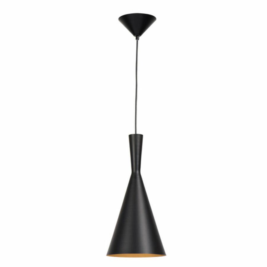 Kanlux Bellie 24320 Étkező lámpa fekete fekete 1 x E27 max. 60W 140 x 18,5 x 18,5 cm