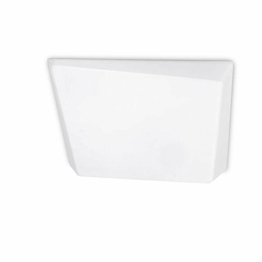 Leds-C4 ACE 15-2411-BW-M1 Fali lámpa fehér 1x2GX13 max. 40W+1x2GX13 max. 22W 44x44x12.5 cm