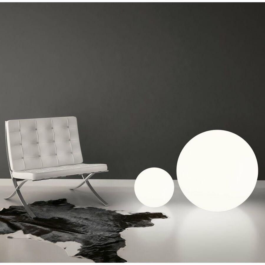 LineaLight 10106 Asztali lámpa OH! FLOOR átlátszó műanyag