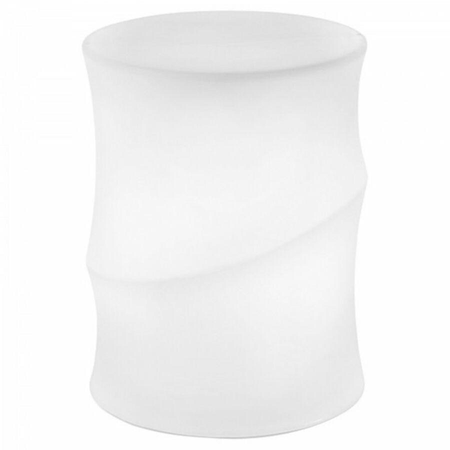 LineaLight 10451 Állólámpa CLOÉ fehér műanyag