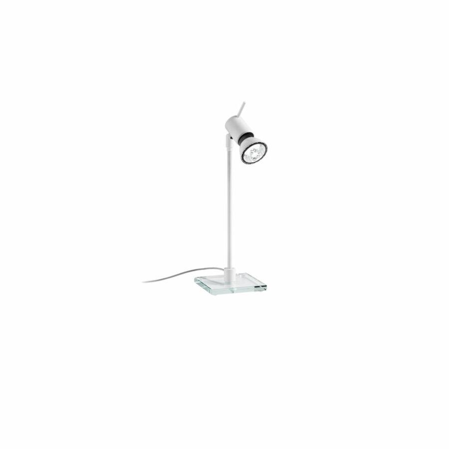 LineaLight 7352 Asztali lámpa SPOTTY fehér fém
