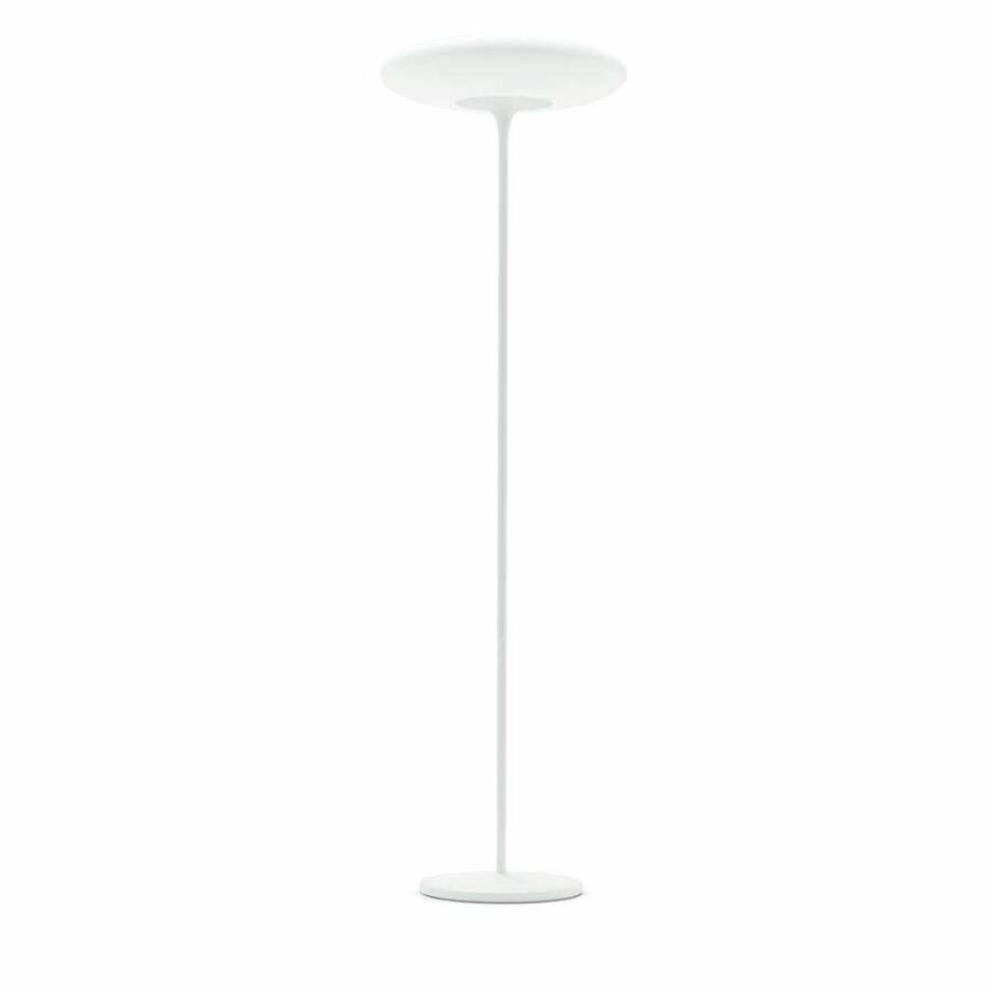 LineaLight SQUASH 7628 Állólámpa fehér LED 19W ø50x175cm