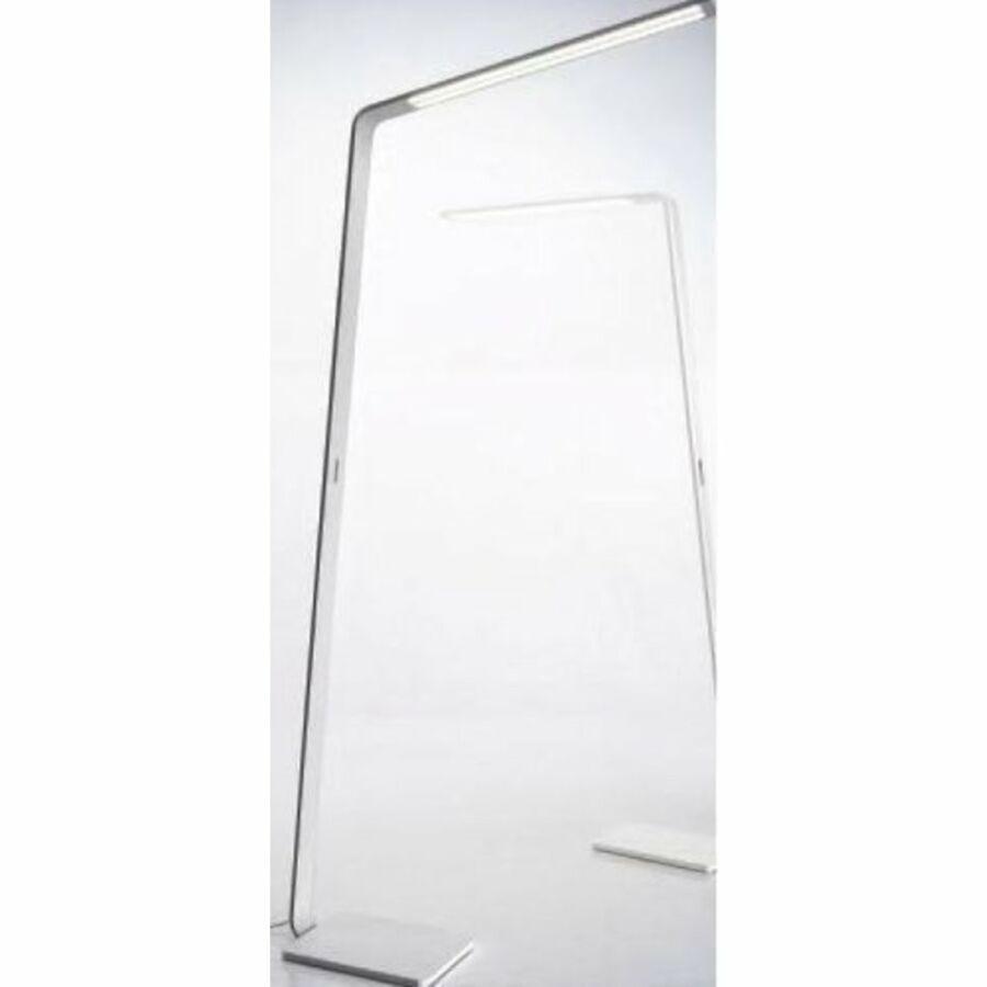 Ma&De LAMA 7102 Állólámpa szürke LED 26W 187x2x75cm