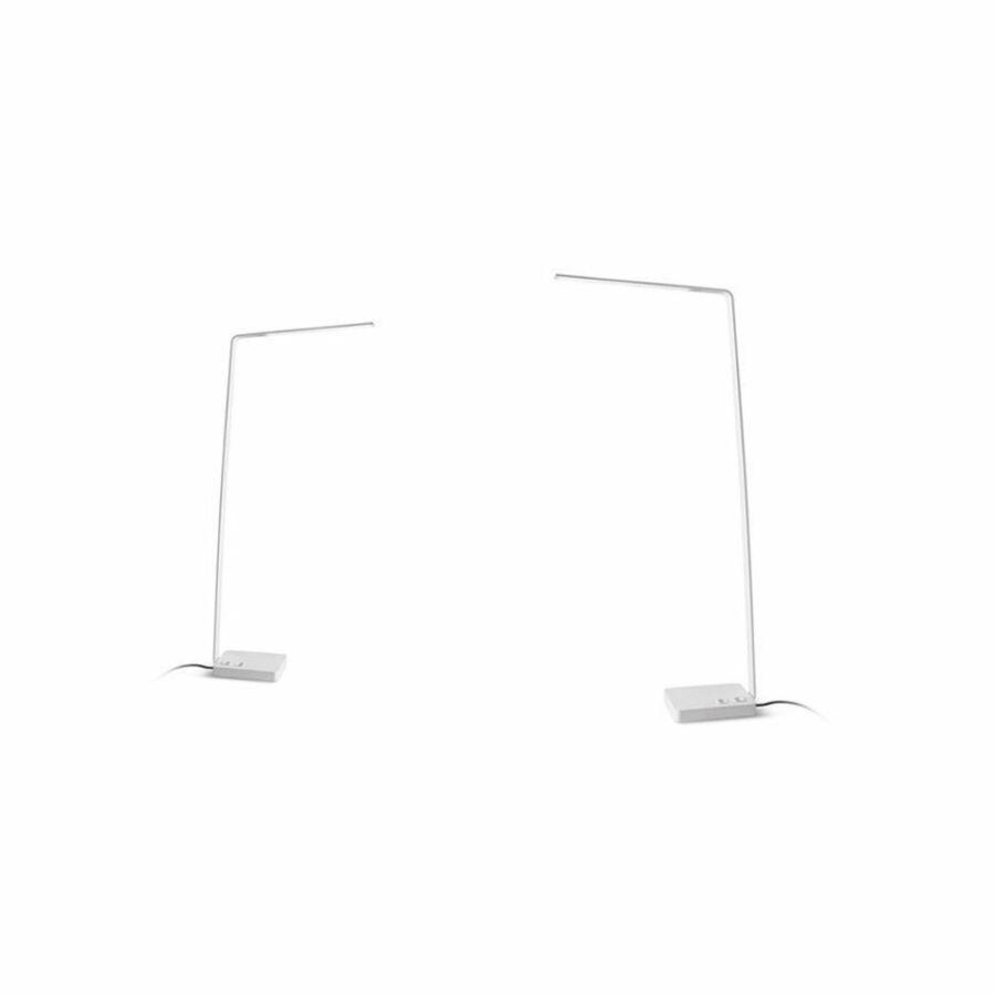 Ma&De LAMA 7117 Állólámpa szürke LED 38W 187,5x25,5x90cm