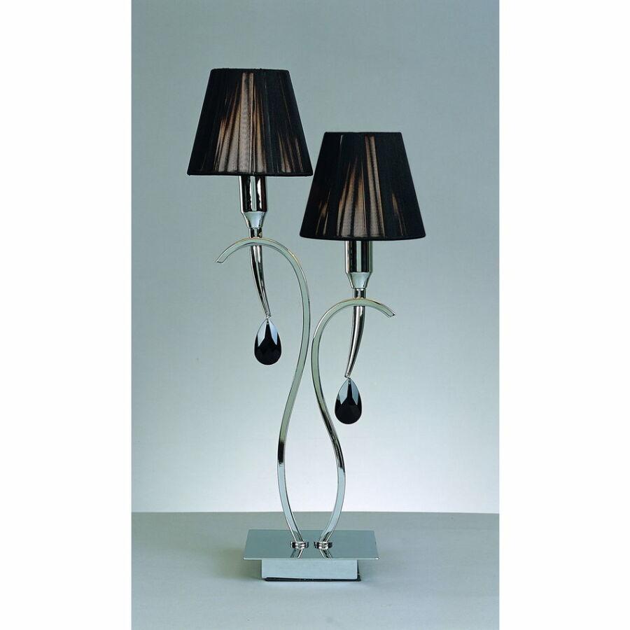 Mantra VIENA 0350 Asztali lámpa króm fém