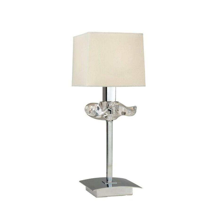 Mantra 0939 Asztali lámpa AKIRA króm fém