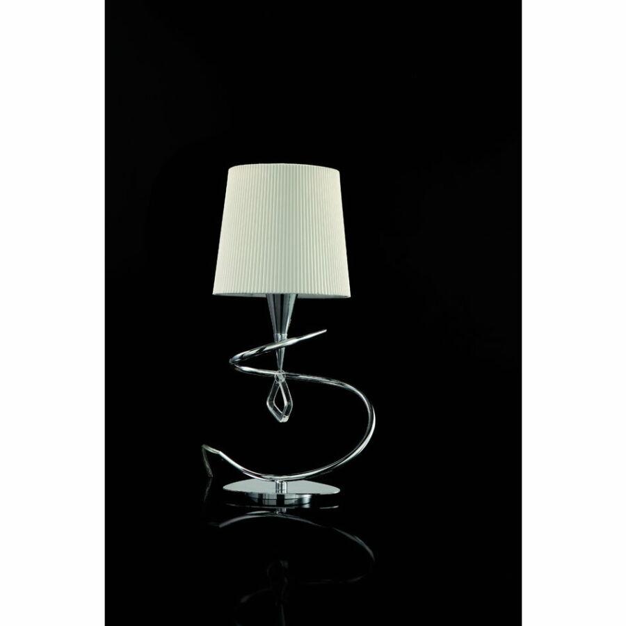 Mantra 1649 Asztali lámpa MARA króm fém