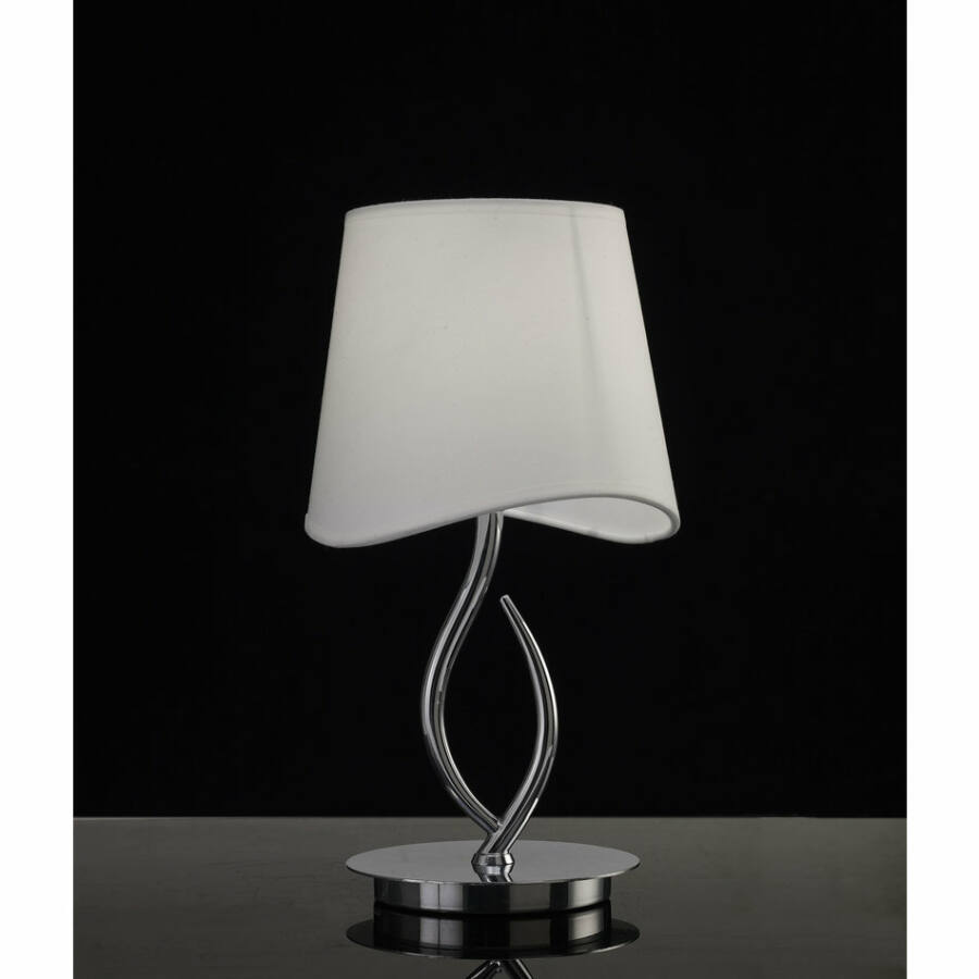 Mantra 1905 Asztali lámpa NINETTE króm fém