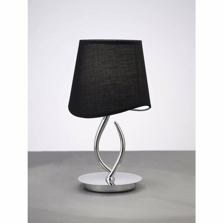 Mantra 1915 Asztali lámpa NINETTE króm fém