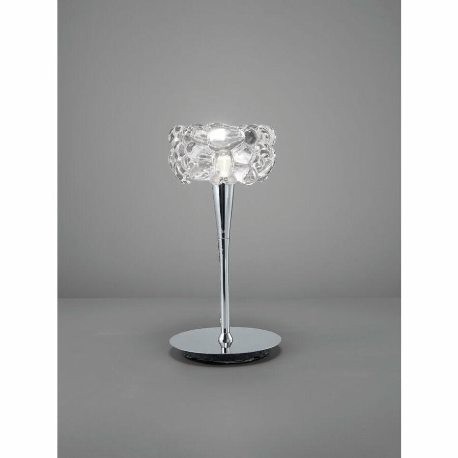 Mantra O2 3928 Asztali lámpa króm fém