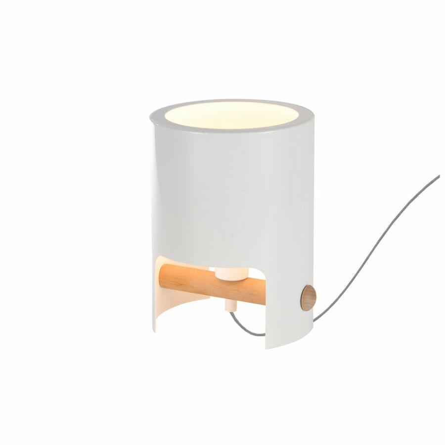 Mantra Cube 5593 Asztali lámpa fehér fehér