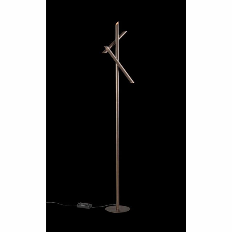 Mantra Take 5775 Állólámpa bronz LED - 1 x 15W 184,9 x 45,9 x 25 cm
