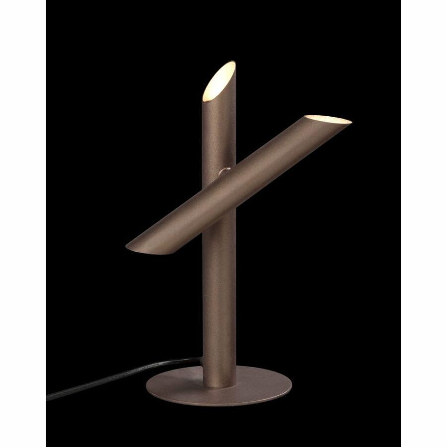 Mantra 5777 Asztali lámpa Take bronz fém