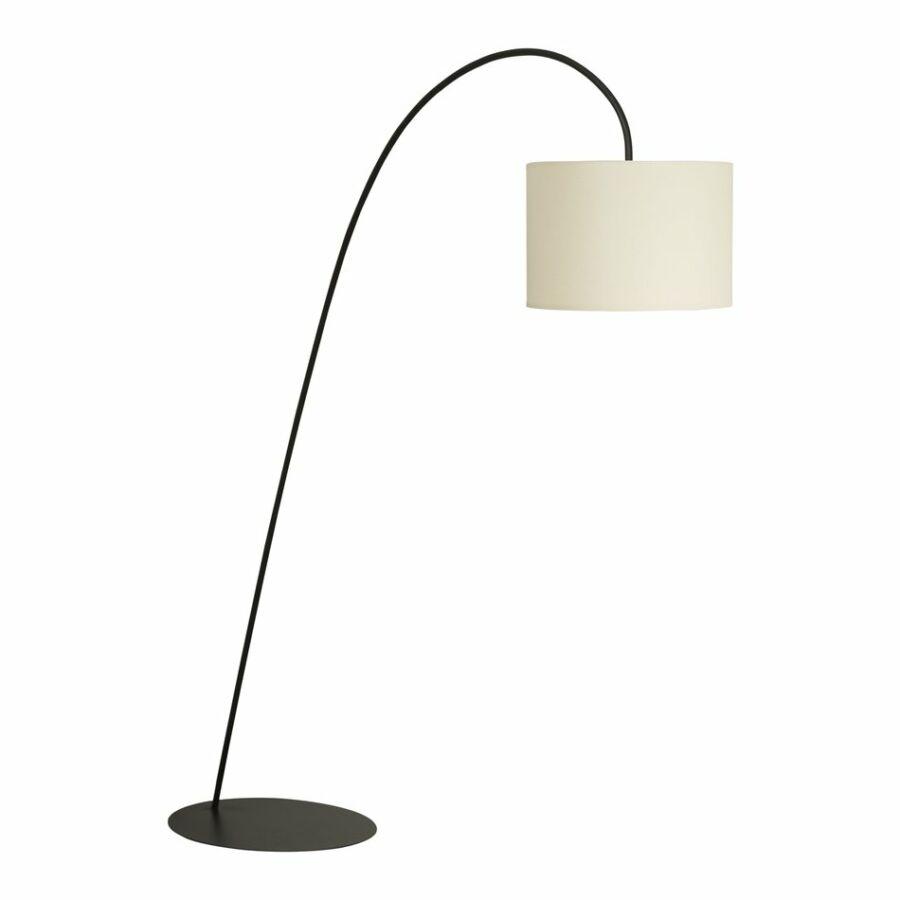 Nowodvorski TL-3457 Állólámpa ALICE törtfehér fém textil
