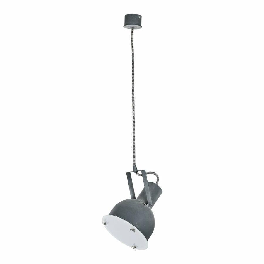 Nowodvorski INDUSTRIAL TL-5647 Egyágú függeszték cement 1xE27 max. 60W Ø17x23x max. 130cm