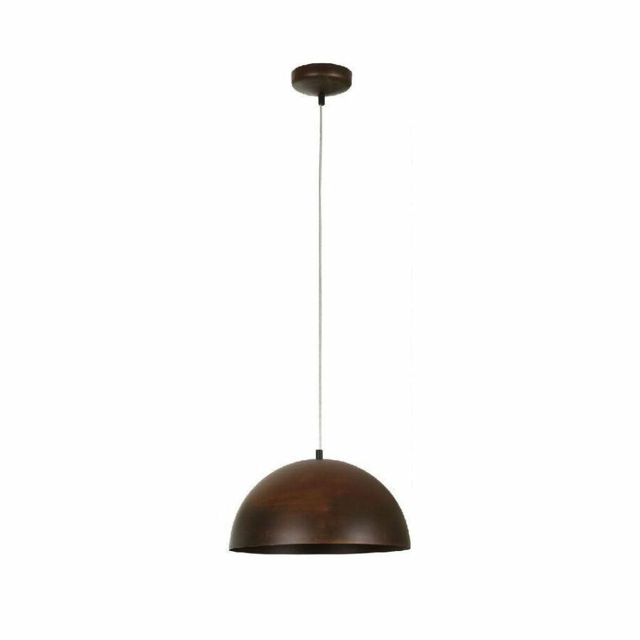 Nowodvorski HEMISPHERE TL-6367 Étkező lámpa rozsda 1xE27 max. 100W Ø33,5x max. 95cm