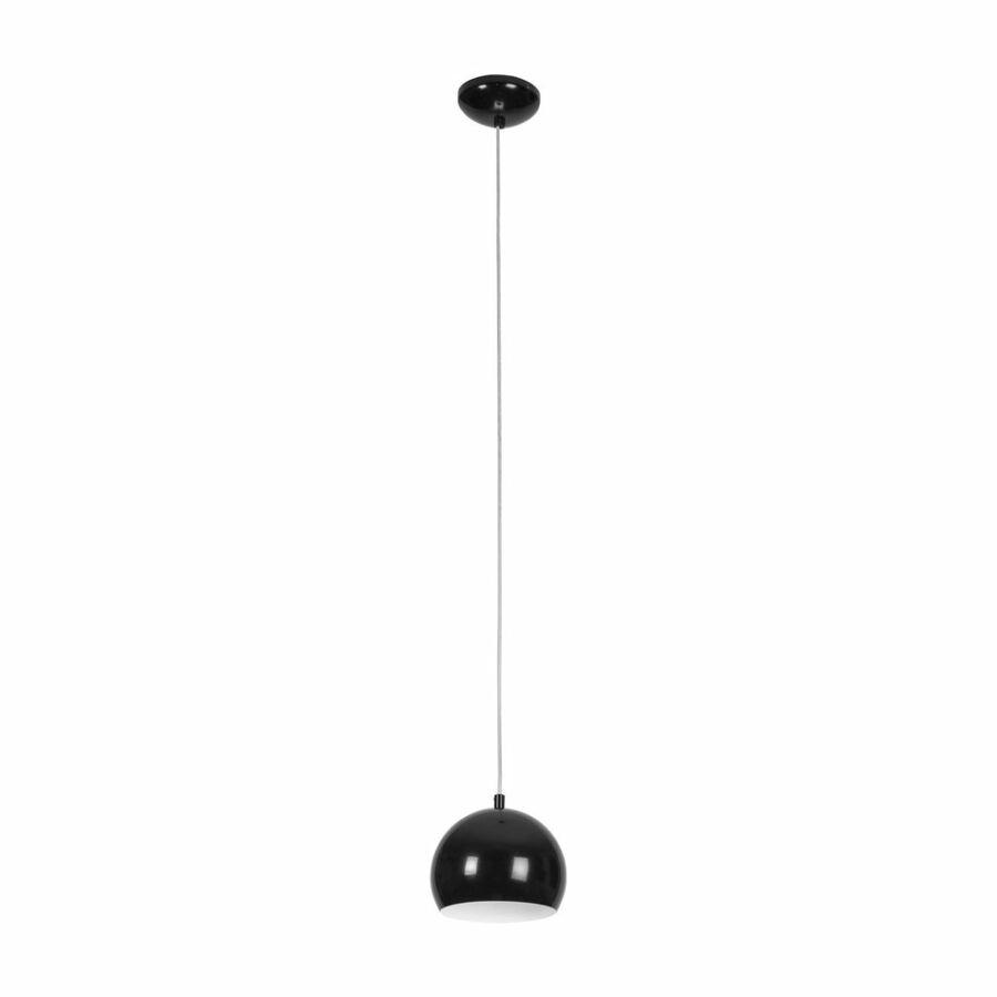 Nowodvorski BALL TL-6583 Modern függeszték fekete 1xGU10 max. 35W Ø17x max. 120cm
