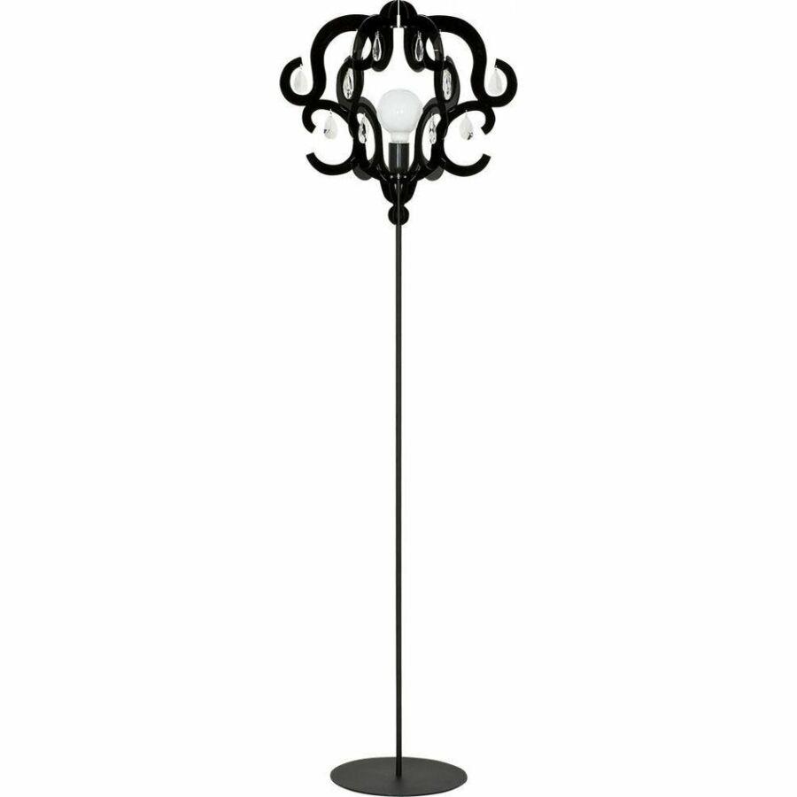 Nowodvorski Katerina TL-5212 Állólámpa fekete 1x60W 170 x 50 x 50 cm