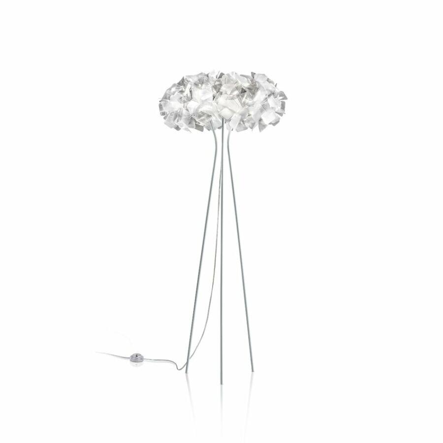 SLAMP CLI78PST0000F_000 Állólámpa CLIZIA füstszínű Cristalflex Fumé®