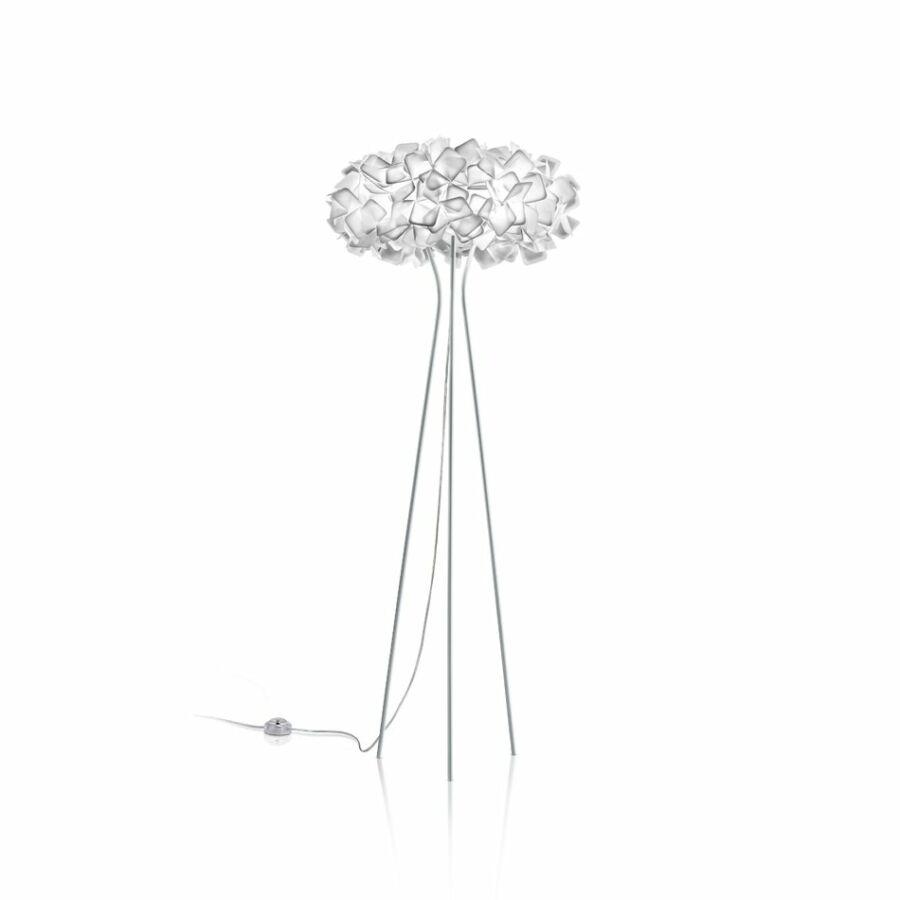 SLAMP CLI78PST0000W_000 Állólámpa CLIZIA fehér Opalflex®-Lentiflex®