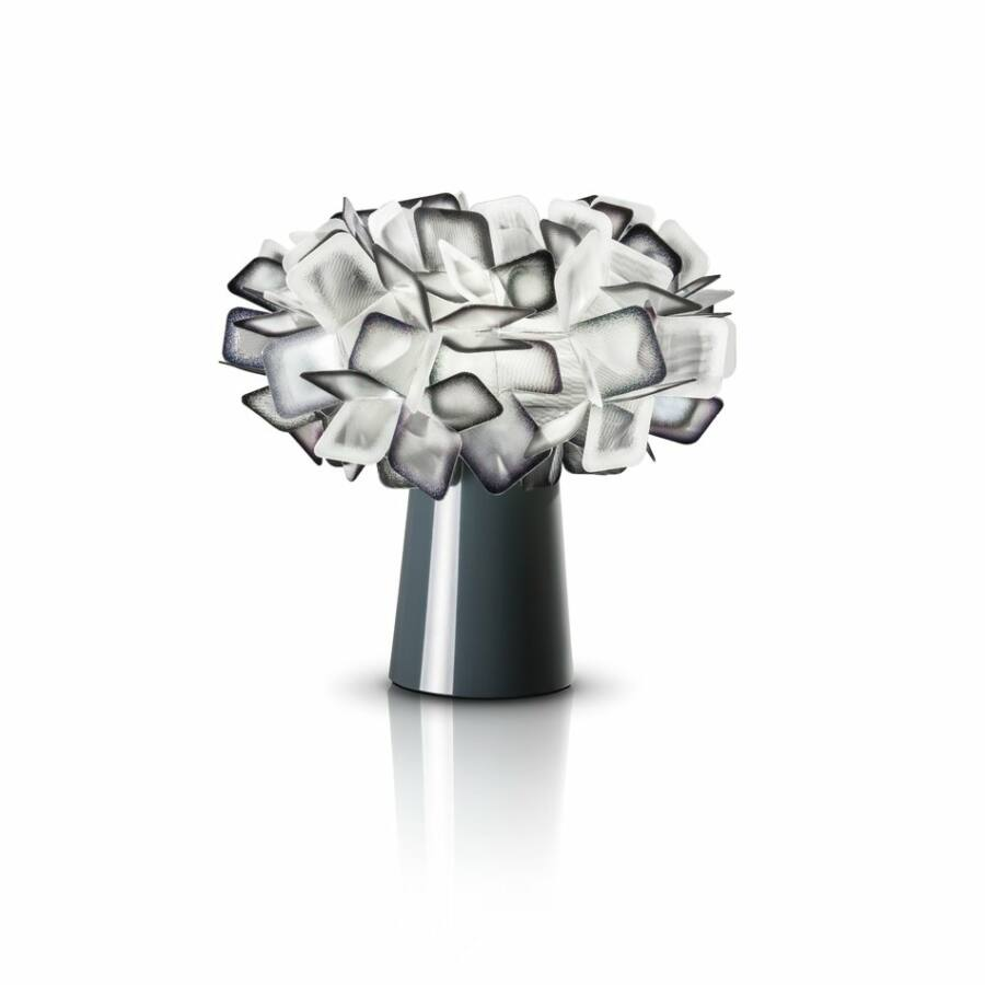 SLAMP CLI78TAV0001N_000 Asztali lámpa CLIZIA fekete Lentiflex®