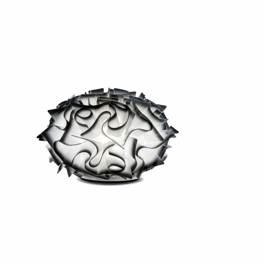 SLAMP VELI VEL78TAV0001N_000 Asztali lámpa grafit Opalflex®