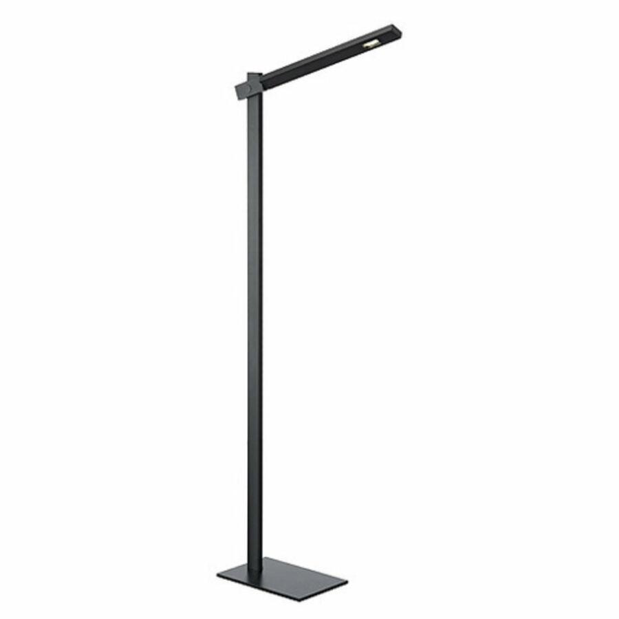 SLV MECANICA 146060 Állólámpa fekete LED 6W 136x20x53 cm