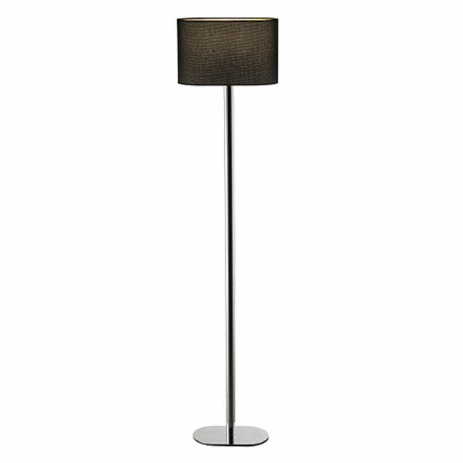 SLV SOPRANA 155850 Állólámpa fekete acél