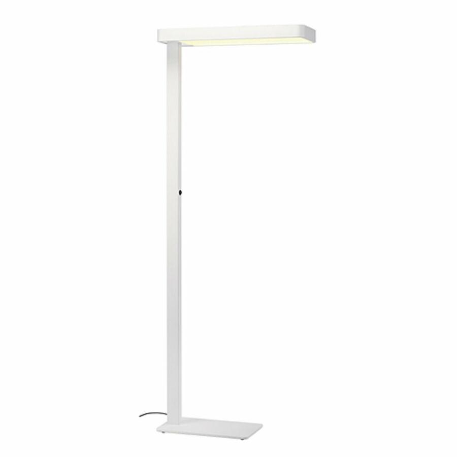 SLV WORKLIGHT 157901 Állólámpa fehér LED 2x16,2W 187x26x70cm